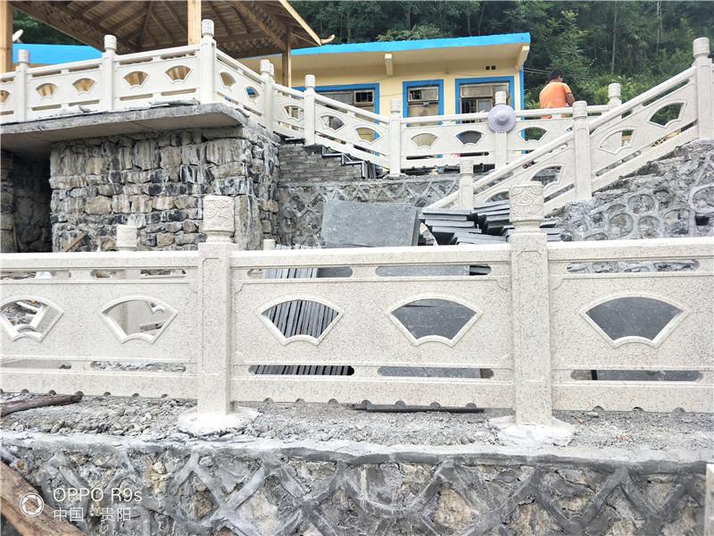 仿石材栏杆