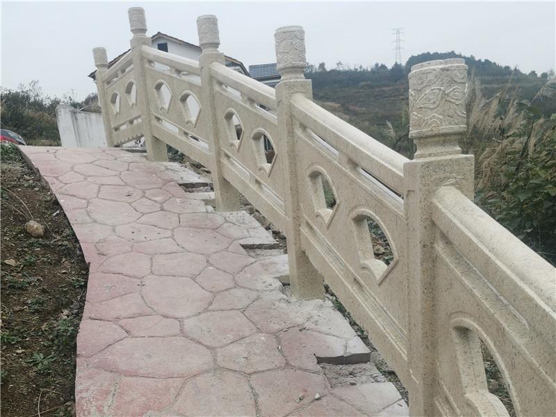 石栏杆定制