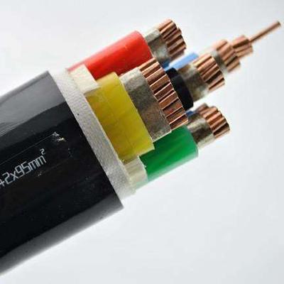 无卤低烟阻燃A类屏蔽铠装电缆WDZA-KYJY