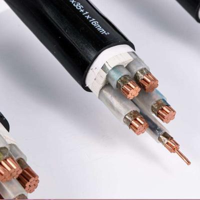 无卤低烟阻燃屏蔽铠装电缆WDZ-KYJY23