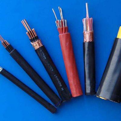 阻燃屏蔽铠装控制电缆ZR-KYJVP2