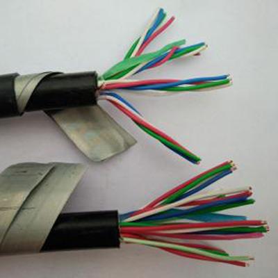 阻燃屏蔽铠装控制电缆ZR-KYJVP-22