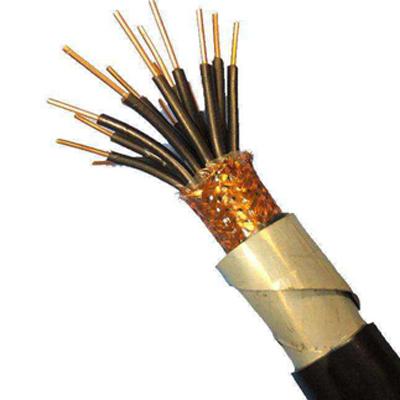 阻燃屏蔽铠装控制电缆ZA-KVV22