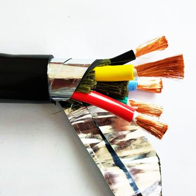 通信电源用阻燃耐火铠装电缆ZA-RVV22