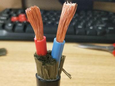 河北阻燃电缆ZA-RVV