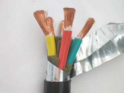 通信电源用铠装阻燃软电缆