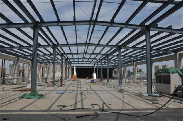 毕节钢结构工程