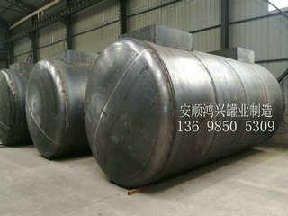畢節雙層儲油罐