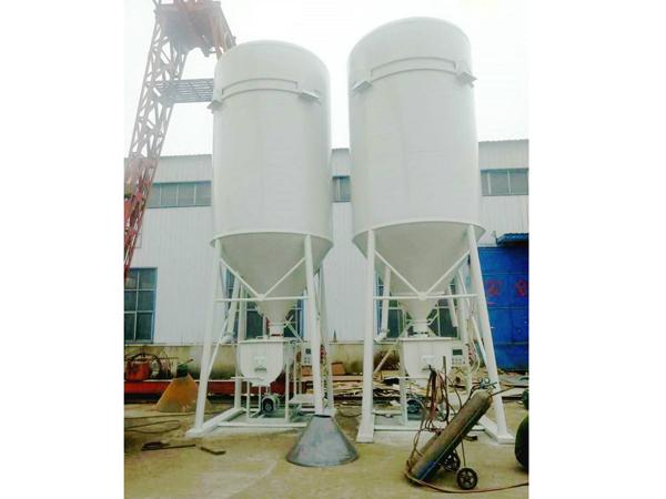 贵州干粉砂浆储料罐