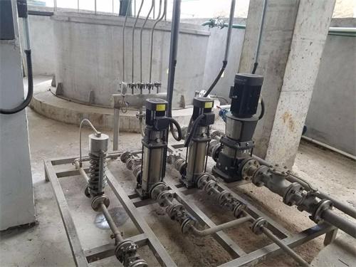 氨区储送泵