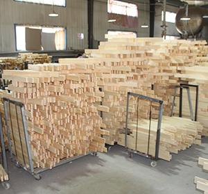 樟子鬆集成材廠