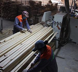 樟子松集成材厂家