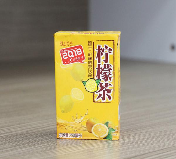题王柠檬茶