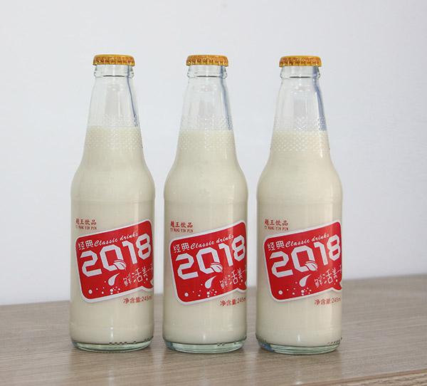 题王2018原味豆奶