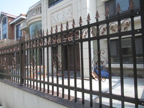 重庆铝艺围栏