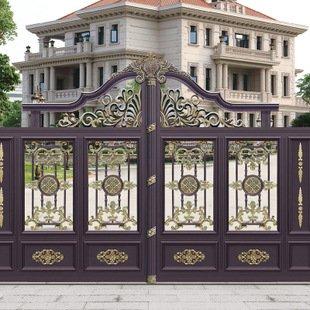 重慶別墅庭院大門