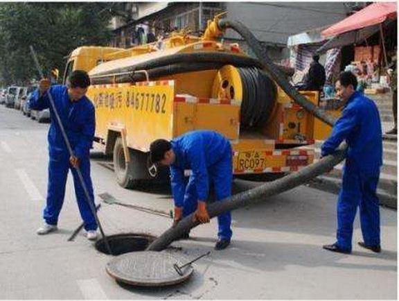 武汉市政管道疏通公司