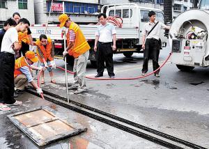 武汉排水管道疏通公司哪家好