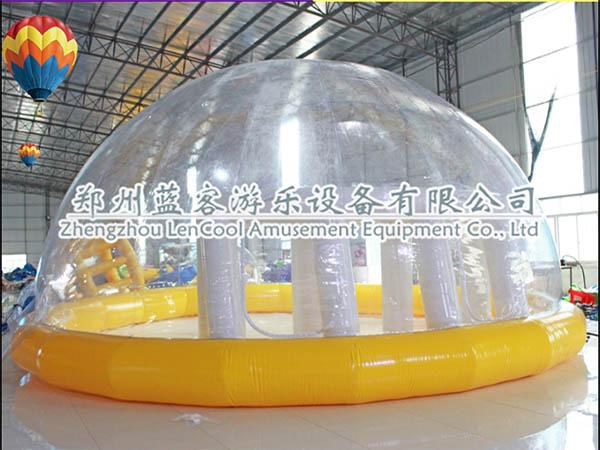 水晶宫海洋球池
