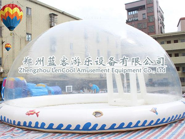 水晶宫海洋球嘉年华