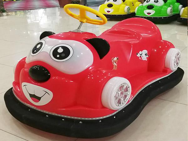 酷酷熊碰碰车