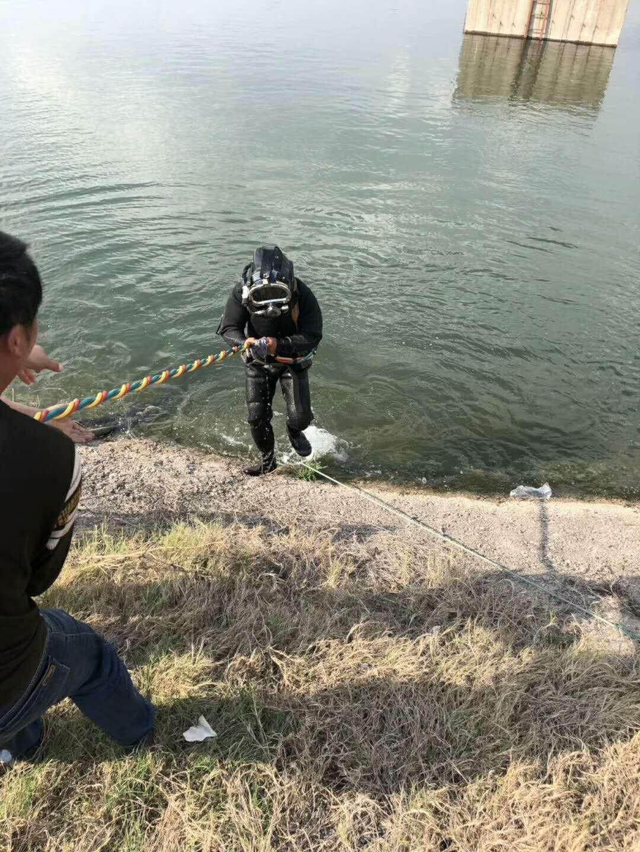 水下桥桩探摸摄像