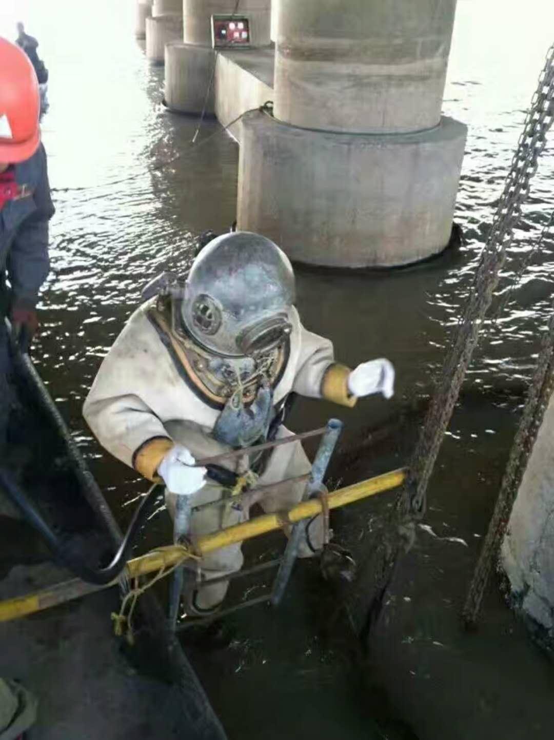 盐城水下桥桩探摸摄像
