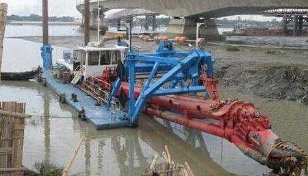 水下清淤工程