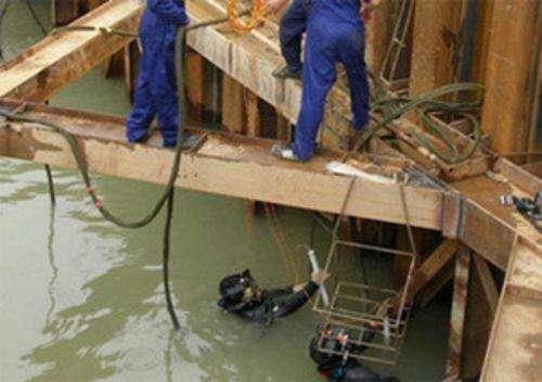 水下拆除公司