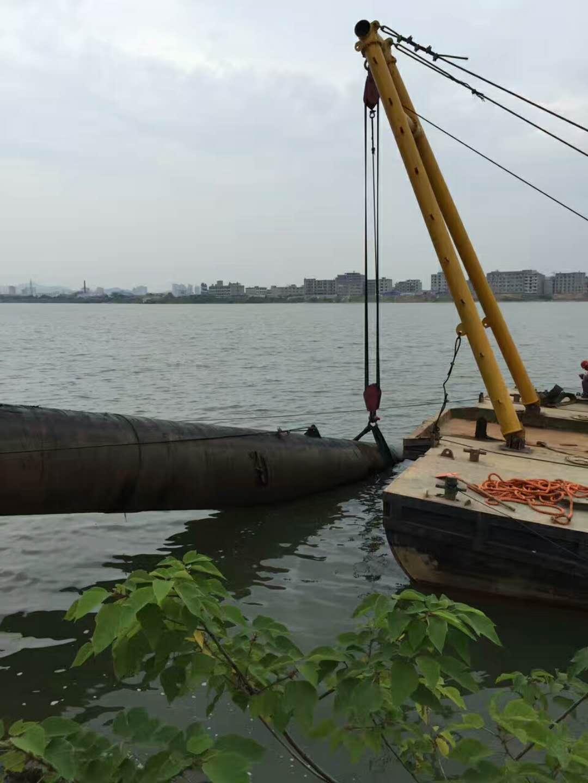 水下沉管安装施工