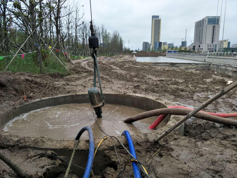 沉井施工流程