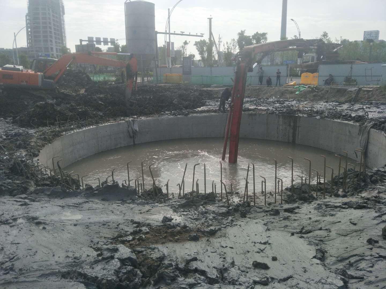 优质沉井施工