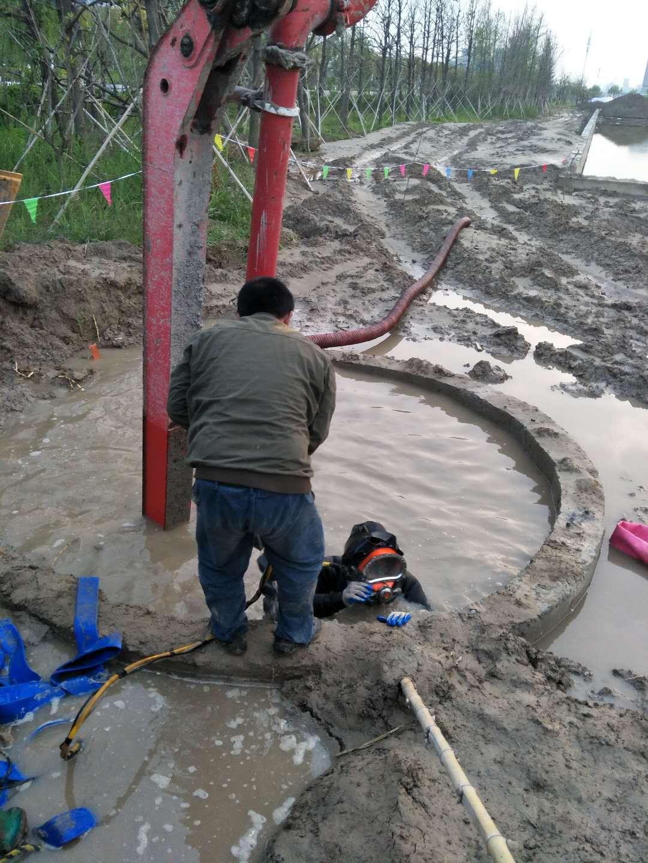 专业沉井施工