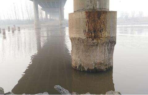 桥桩加固施工方法