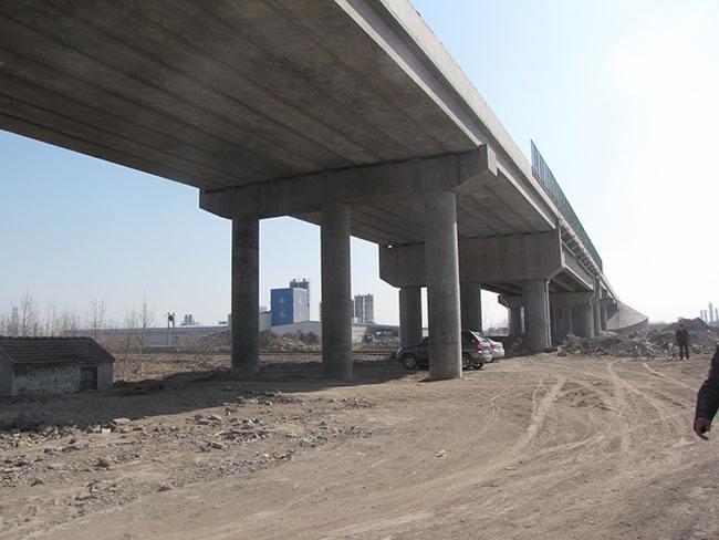 公路桥梁桩基加固