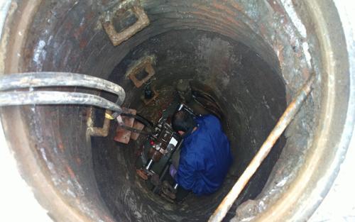 污水管道砌墙施工方法