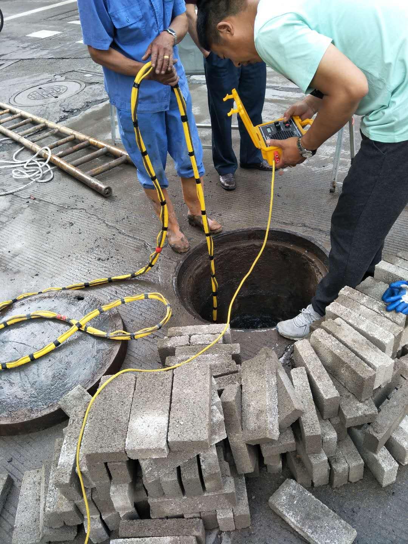 管道水下砌墙拆墙施工