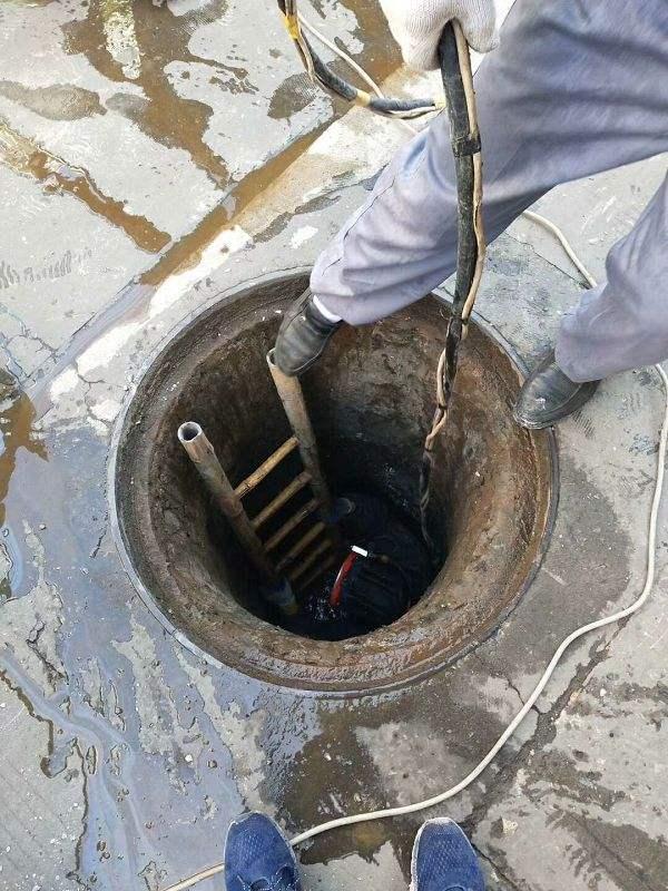 排污管道水下封堵