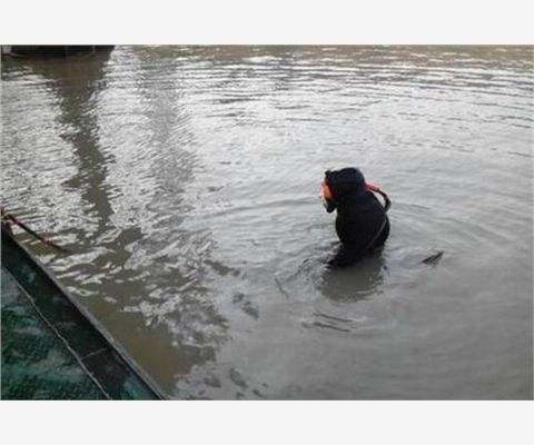 专业水下打捞工程