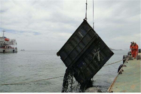 水下打捞施工队
