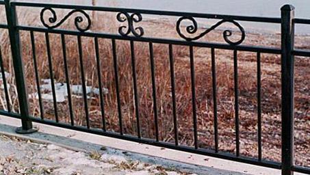 山东铁艺护栏