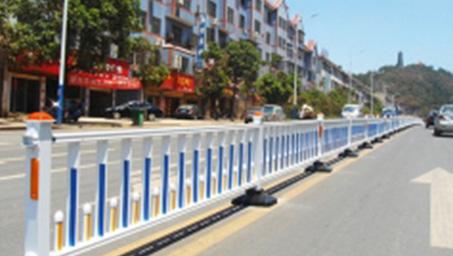 塑钢道路护栏