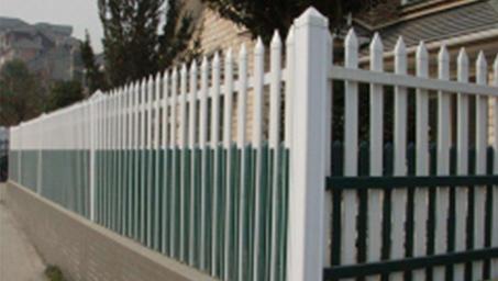 pvc公路栅栏