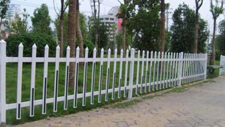 山东pvc社区护栏