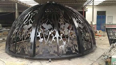 现代亭穹顶