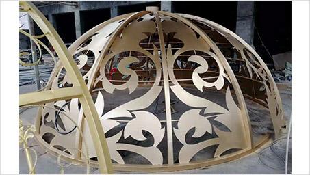 欧式亭子穹顶