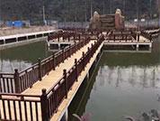 贵州防腐木围栏