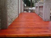 防腐木地板厂家