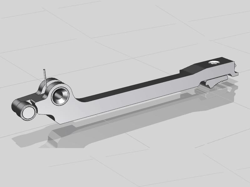 OQ-14型左起拔器
