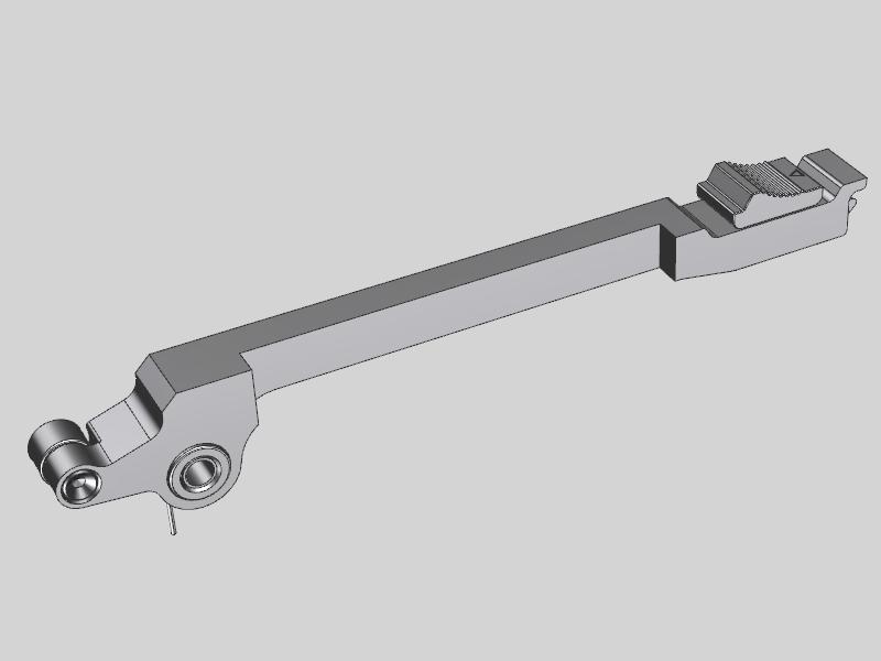 OQ-19右长杆型起拔器